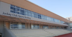 JOCKEY CLUB SPORTS BUILDING