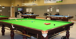 BILLIARD SPORTS TRAINING VENUE