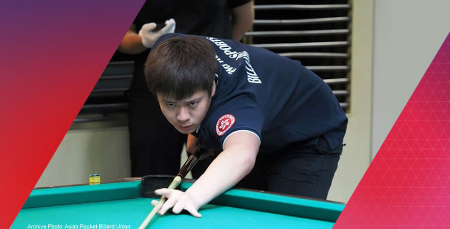 Billiard sports athlete Lo Ho-sum won a bronze medal at the 2015 World 9-Ball Championships for Juniors.