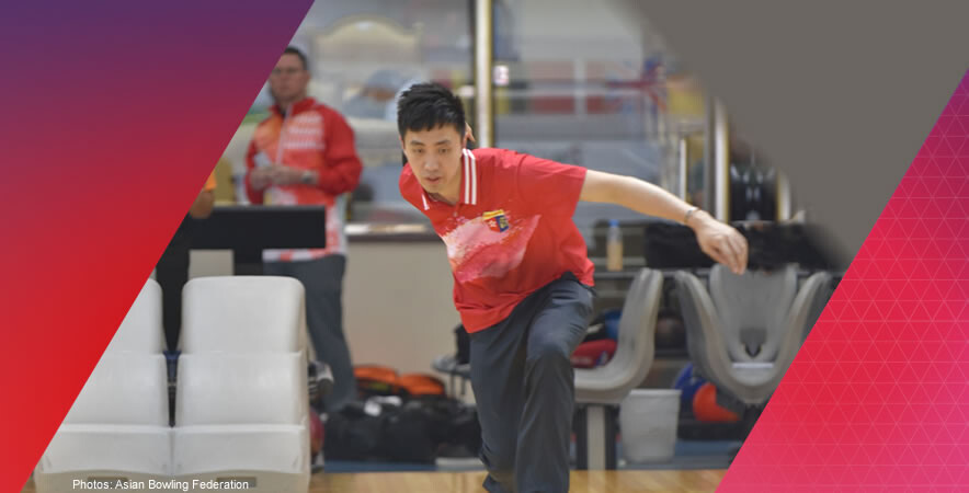 Hong Kong bowler Mak Cheuk-yin (Michael) became the first medallist at the World Bowling Singles Championship 2016 by winning a bronze medal in men's event.
