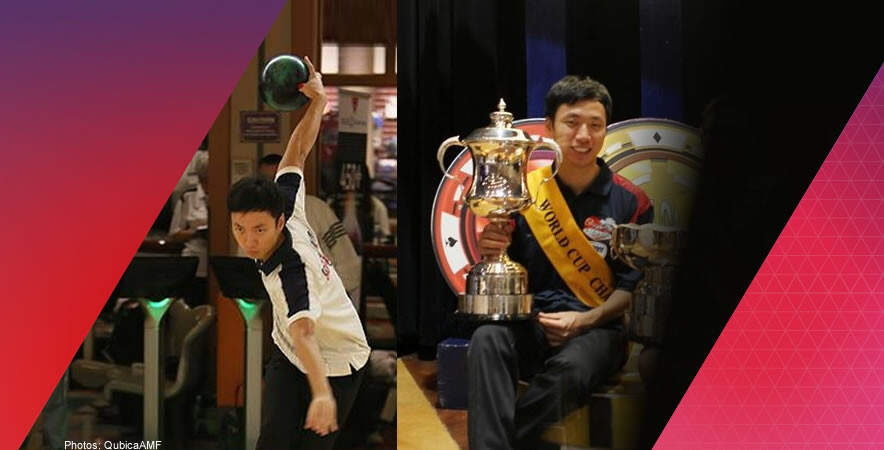 Tenpin bowler Wu Siu-hong won the men's title at the 51st QubicaAMF Bowling World Cup in November.