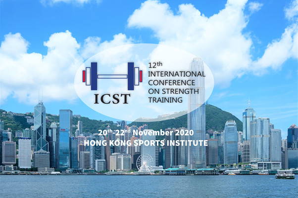 12<sup>th</sup> International Conference on Strength Training - From theory to practice