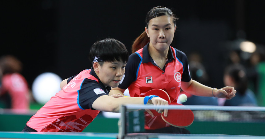 The Hong Kong women's table tennis team powered in to semi-final and captured a bronze medal at the 2018 ITTF Team World Cup.