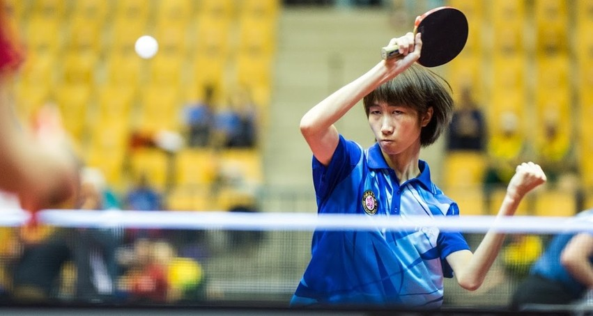 Ng Mui-wui won a bronze medal in the women's singles TT11 at the 2018 World Para Table Tennis Championships 2018.