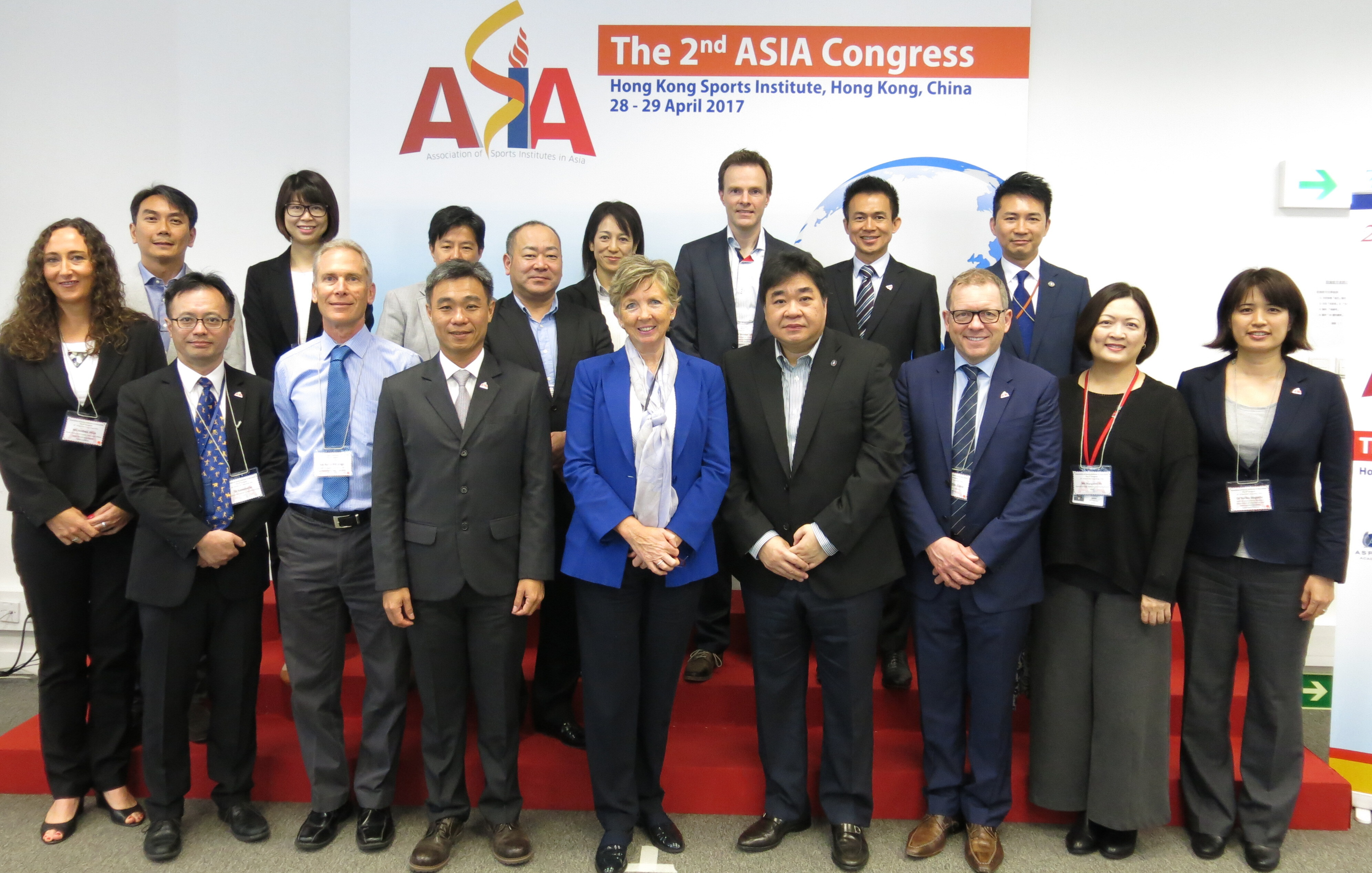 The 2nd ASIA Congress