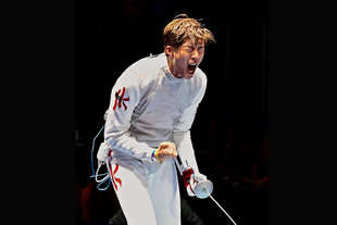 Vol.5, 2017: Cheung Ka-long signs off from fencing's junior ranks with world title
