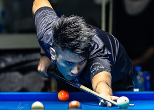 Robbie Capito (Billiard Sports): Ready for the Big Step