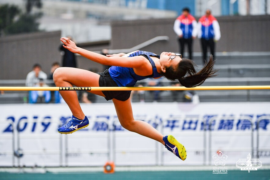 Lai Yan-hei (Photo: Hong Kong Amateur Athletic Association)