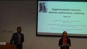 Supplementation research at Massey University [ Part 1 ]